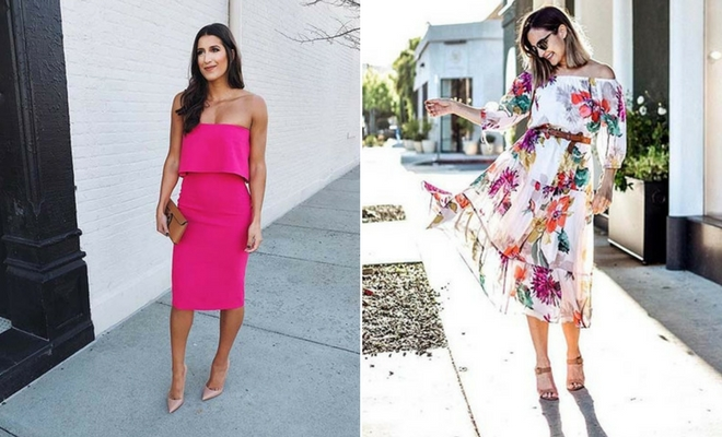 21 Stylish Wedding Guest Dresses For Summer Stayglam