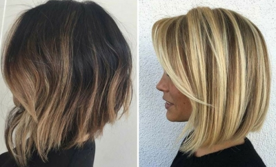 pictures 23 Stylish Lob Hairstyles for Fall and Winter