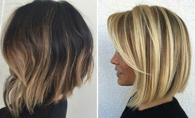 43 Best Bob And Lob Haircuts For Summer 2019