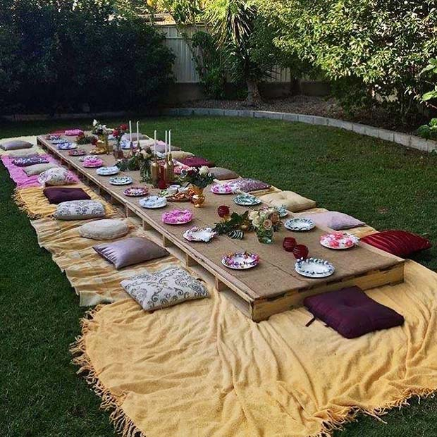 Outdoor Wedding Seating Ideas: 23 Creative Outdoor Wedding Ideas To Try