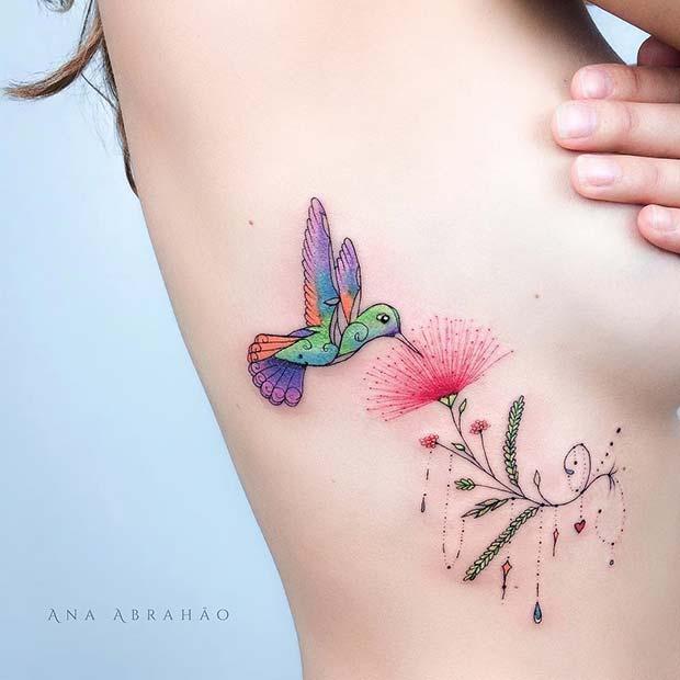 25 Badass Rib Tattoos to Inspire Your Next Ink