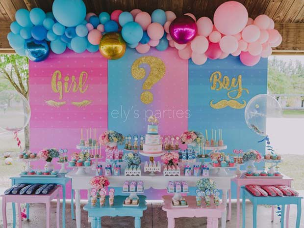 43 Adorable Gender Reveal Party Ideas | Page 2 of 4 | StayGlam