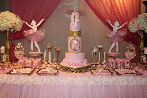23 Creative Baby Shower Themes For Girls Stayglam
