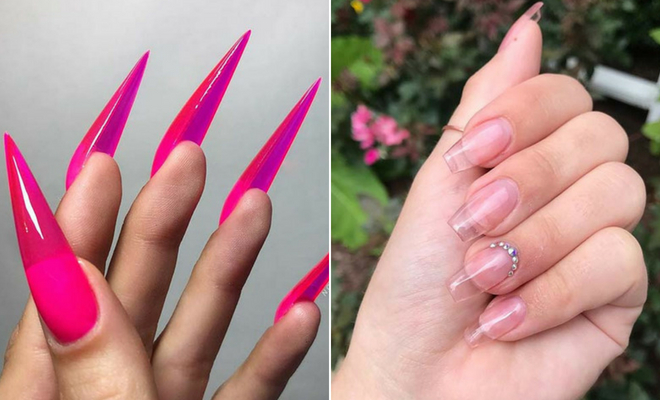 21 Jelly Nails You Have To Try Stayglam