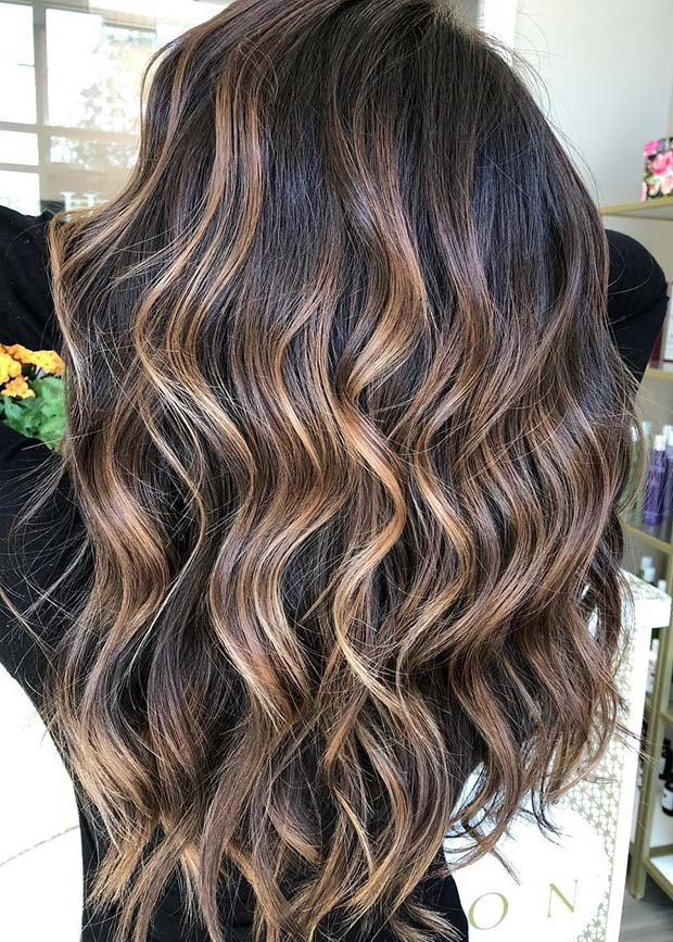 23 Best Fall Hair Colors Amp Ideas For 2018 Stayglam