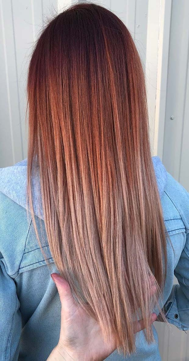23 Best Fall Hair Colors Ideas For 2018 Page 2 Of 2 Stayglam