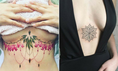 Stunning Sternum Tattoo Ideas for Bold Women