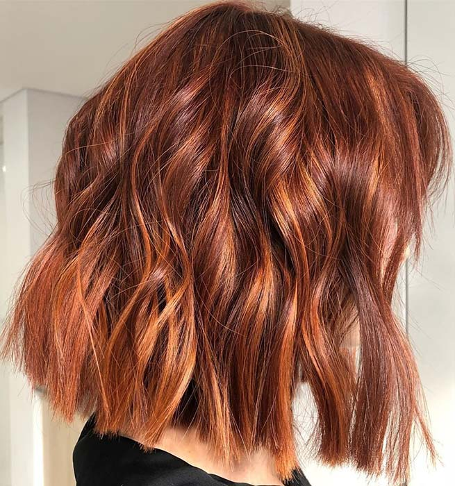 23 Best Fall Hair Colors Ideas For 2018 Stayglam