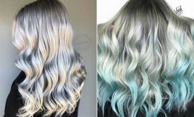 23 Trendy Silver Hair Color Ideas