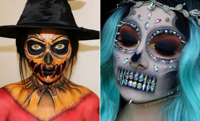 Jaw-Dropping Halloween Makeup Ideas for Women