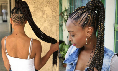 Best Braided Ponytail Hairstyles for 2018