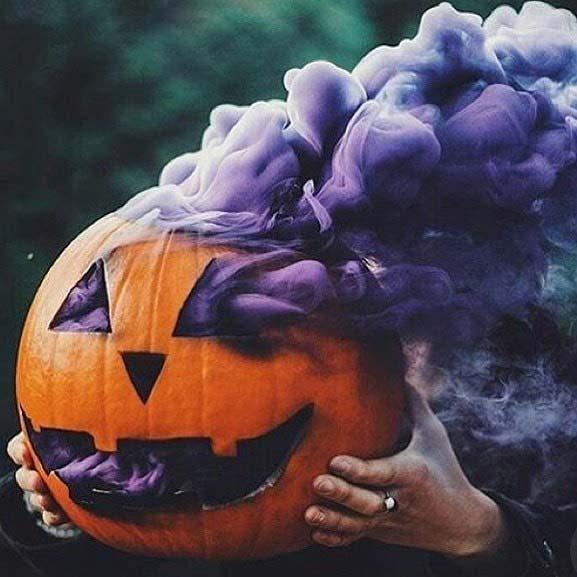 Gender Reveal Pumpkin Idea