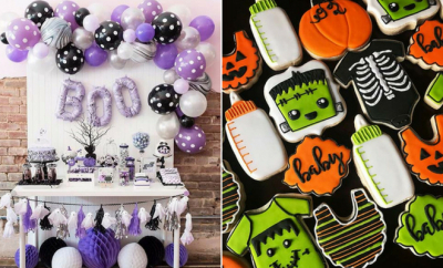 Halloween Baby Shower Ideas for Boys and Girls