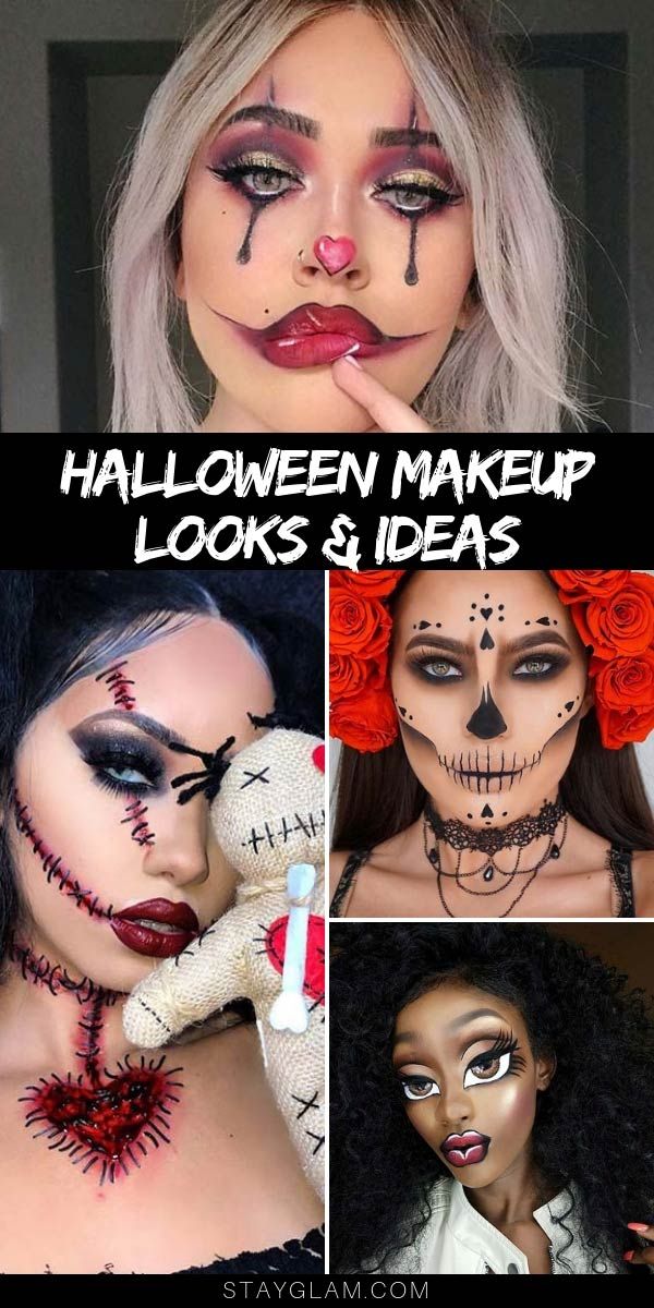 Halloween Makeup Looks and Ideas