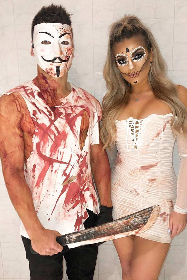 Last Minute Couples Costume