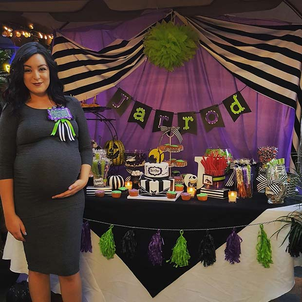 21 Halloween Baby Shower Ideas For Boys And Girls Crazyforus