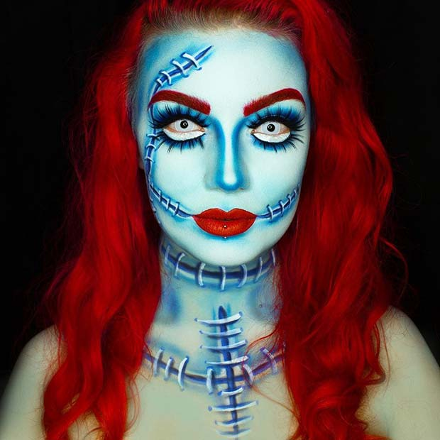 23 Trendy Hip Tattoos That Are Actually Badass: 23 Most Amazing Halloween Makeup Looks We've Ever Seen