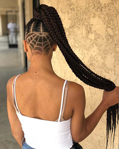 63 Best Braided Ponytail Hairstyles For 2020