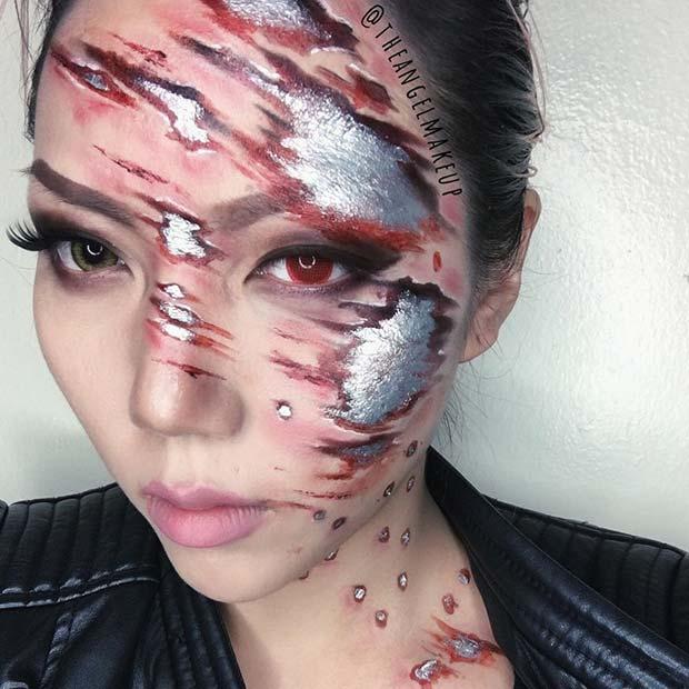 23 Most Amazing Halloween Makeup Looks We've Ever Seen