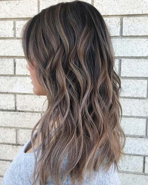 23 Winter Hair Color Ideas Trends For 2018 Stayglam