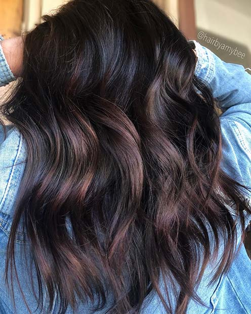 23 Winter Hair Color Ideas Amp Trends For 2018 Page 2 Of 2