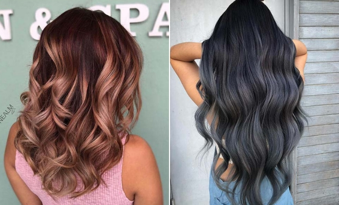 23 Winter Hair Color Ideas Amp Trends For 2018 Stayglam