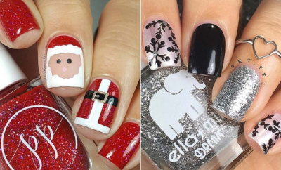 Pretty Holiday Nails to Get You Into the Christmas Spirit
