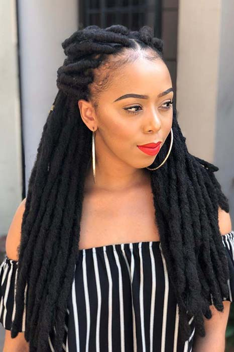 23 Crochet Faux Locs Styles To Inspire Your Next Look