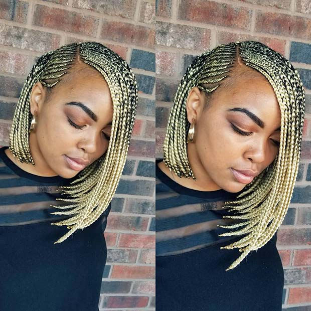 25 Bob Hairstyles For Black Women That Are Trendy Right -5029