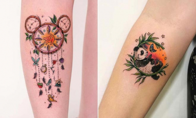 Cute Tattoos for Girls