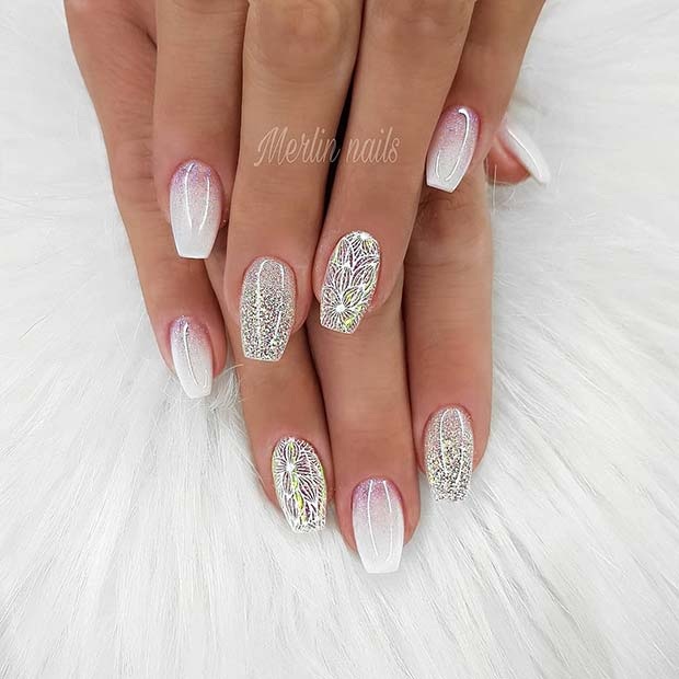 41 Classy Ways To Wear Short Coffin Nails Stayglam