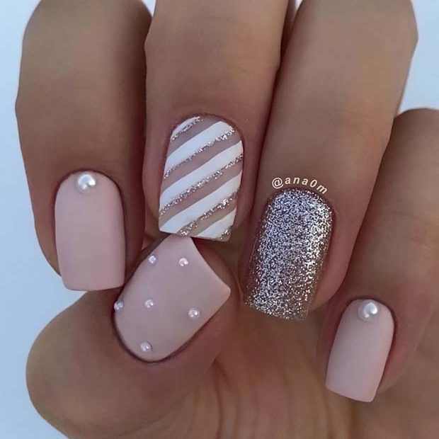 Super Cute Nails You Can Totally Do At Home
