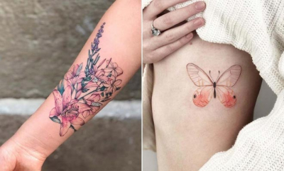 Most Beautiful Tattoos for Girls