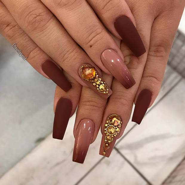 23 Best Gel Nail Designs To Copy In 2019 Stayglam Page 2