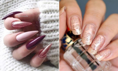 Must-Try Rose Gold Nails