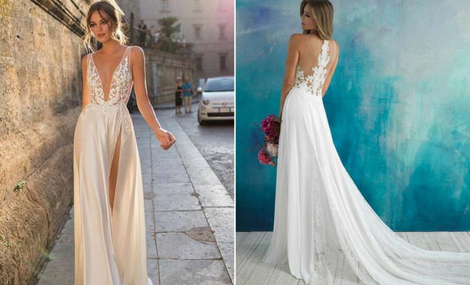 cf9c055839dc4 21 Sexy Wedding Dresses for Confident Brides-to-Be | StayGlam