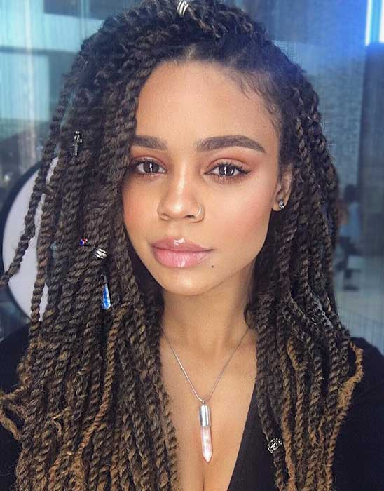 Small Marley Twists