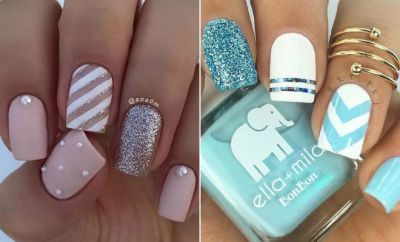 63 super cute nails you can totally do at home  stayglam