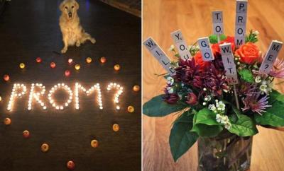 Cute Prom Proposals