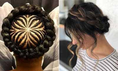 Halo Braid Hairstyles To Try In 2019