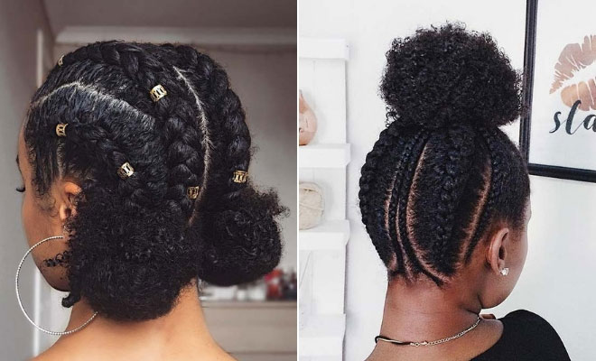 45 Beautiful Natural Hairstyles You Can Wear Anywhere Stayglam