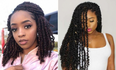 Passion Twist Hairstyles