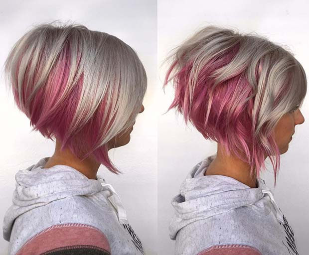 23 Stacked Bob Haircuts That Will Never Go Out Of Style