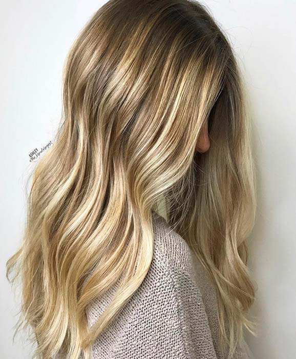 43 Dirty Blonde Hair Color Ideas For A Change Up Stayglam