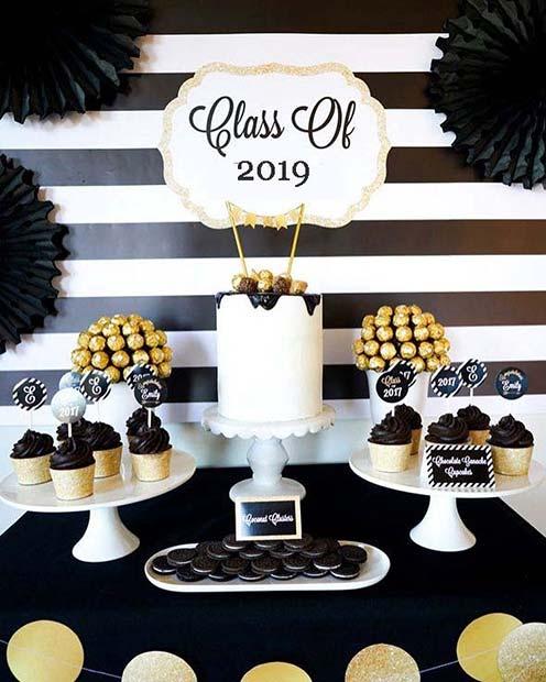 Graduation Party Food Idea