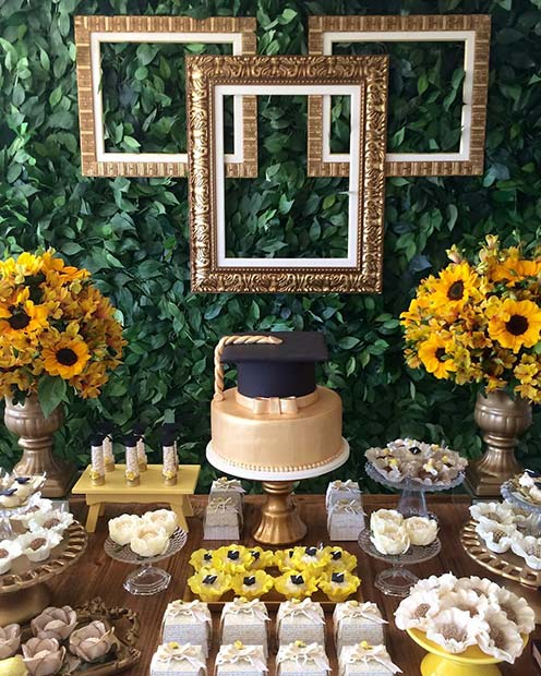 41 Best Graduation Party Decorations and Ideas | Page 3 of ...