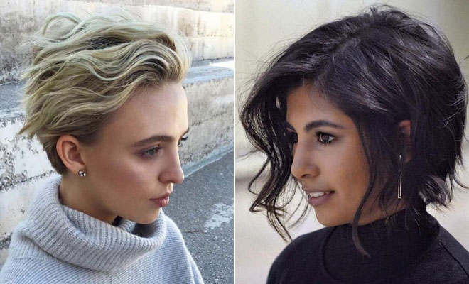 Marvelous 23 Short Haircuts For Women To Copy In 2019 Stayglam Natural Hairstyles Runnerswayorg