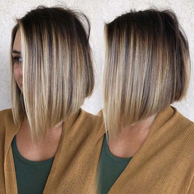 43 Best Bob And Lob Haircuts For Summer 2019 Page 4 Of 4