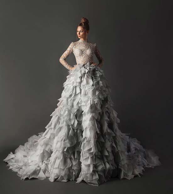 Trendsetting Wedding Dress