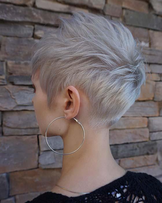 Trendy Short Hair Idea